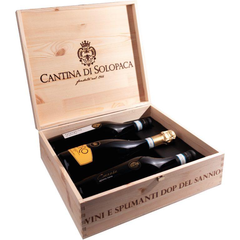 wine in box
