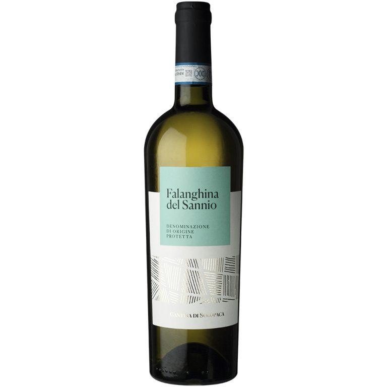 white wine in bottle
