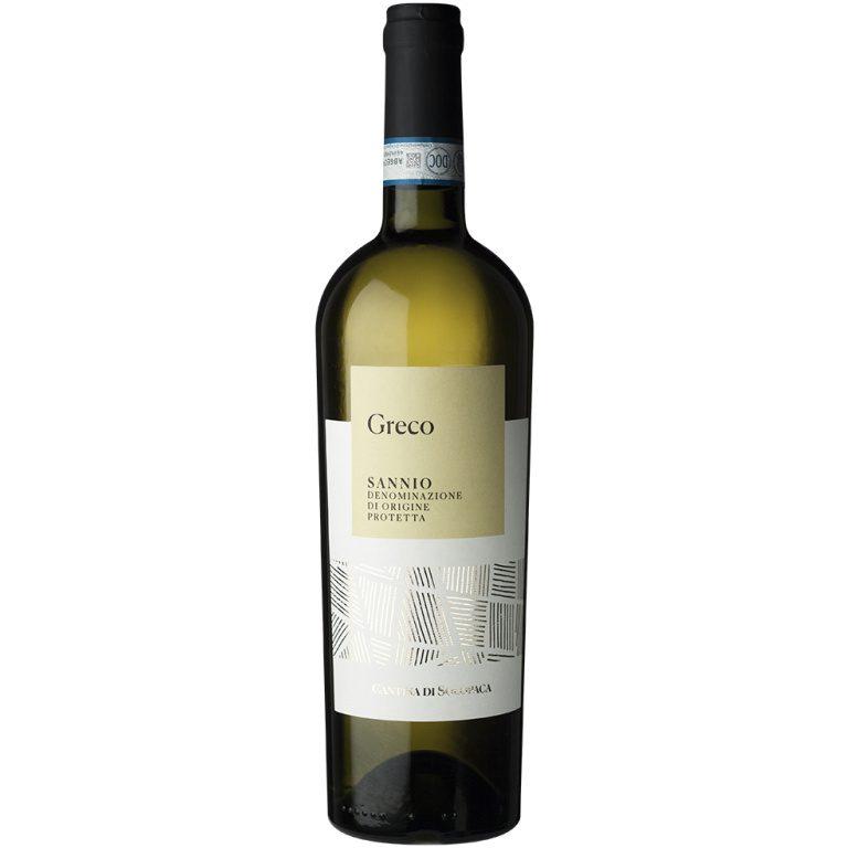 white wine in clear bottle